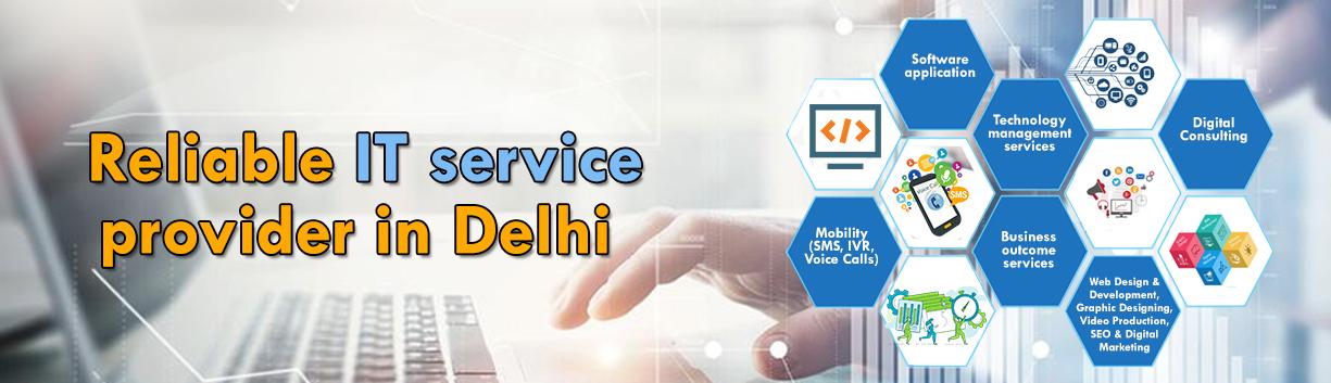 Reliable IT Service Provider in Delhi